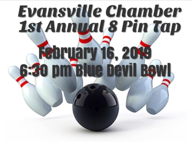 Evansville Chamber 1st Annual 8-Pin Tap